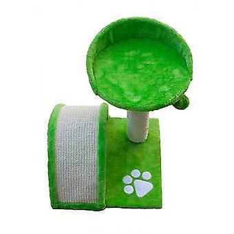 Nayeco Scraper cats Savanna Mountain (green) (Cats , Toys , Scratching Posts)