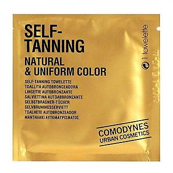Comodynes Self-Tanning Intensive 1 Toallitas (Cosmetics , Body  , Sun protection)