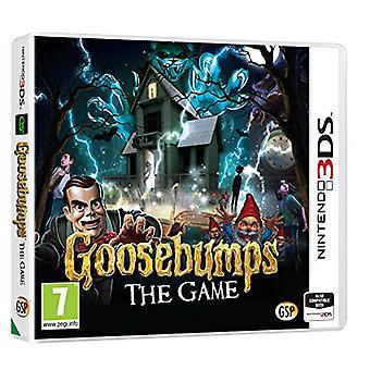 Goosebumps The Game (Nintendo 3DS)