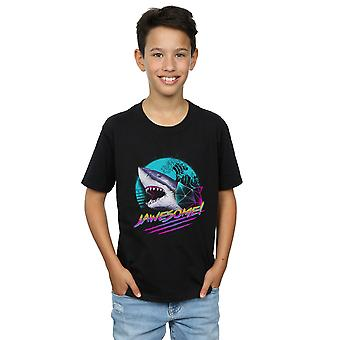 Vincent Trinidad Boys Jawesome Shark T-Shirt