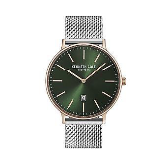 Kenneth Cole New York homme montre montre-bracelet en acier inoxydable KC15057011