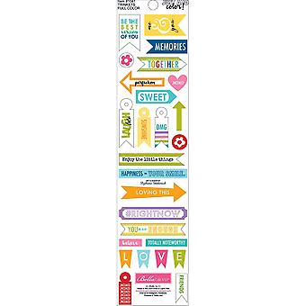 Just Add Color Cardstock Stickers 3