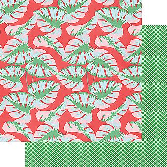Poolside Double-Sided Cardstock 12