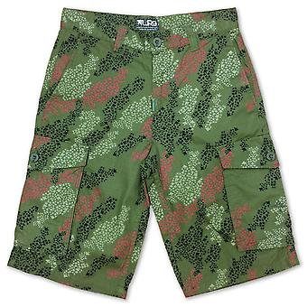 LRG RC Cargo Short Olive Tree Camo