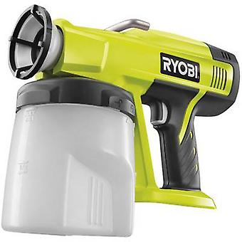 Ryobi P620 Cordless paint spray gun 18 V Max. feed rate 333 ml/min