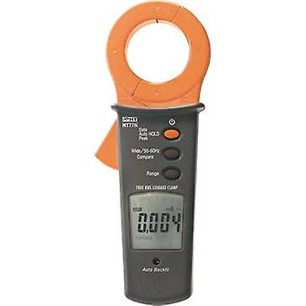 HT Instruments HT77N Clamp meter Digital CAT III 300 V Display (counts): 6000