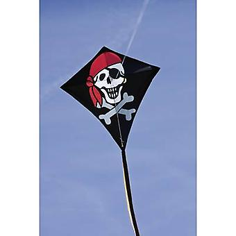 Single line Kite HQ Eddy Jolly Roger Wingspan 680 mm ATT.FX.WIND_FORCE_SUITABILITY 2 - 5 bft