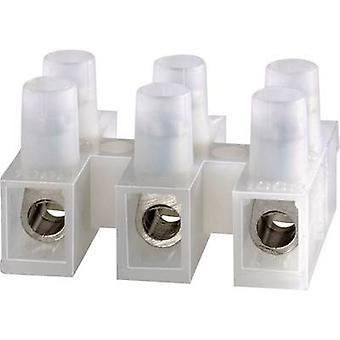 Screw terminal flexible: -2.5 mm² rigid: -2.5 mm² Number of pins: 12 Adels-Contact 123212 1 pc(s) Ecru