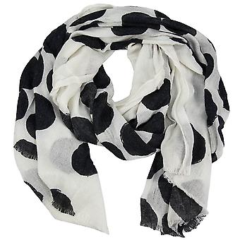s.Oliver scarf Webschal in the points design scarf 38.899.91.3640-03A1