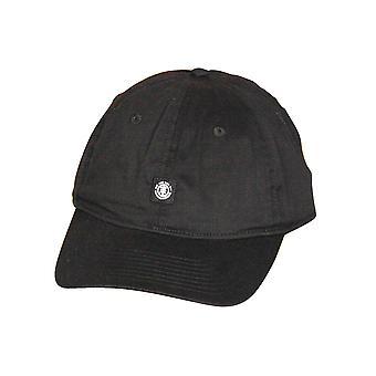 Element-Kurve Cap ~ Fluky Papa schwarz