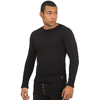 CARISMA mens knitted sweater Navy