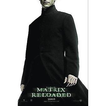 Matrix - Reloaded Poster  Neo