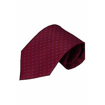 Red tie Olivetti 01