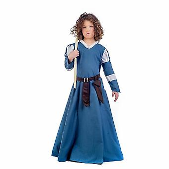 Middle Ages Edora child costume medieval peasant market woman costume kids girl