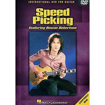 Speed Picking [DVD] USA import