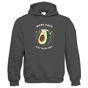 Hardt spise sunn Avacado, hettegenser