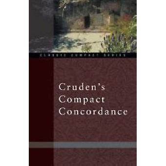 Crudens kompakt konkordans av Alexander Cruden - 9780310489719 bok