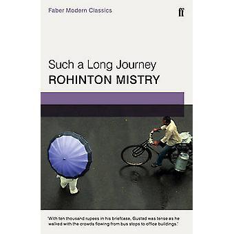 Tan largo viaje (principal - Faber modernos clásicos) por Rohinton Mistry