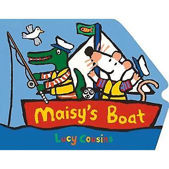 Maisy de boot door Lucy Cousins - 9781406369830 boek