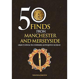 50 fund fra Manchester og Merseyside - objekter fra bærbare en