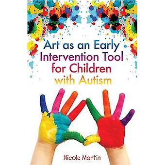 Kunst als een vroege interventie-instrument voor kinderen met autisme door Nicole