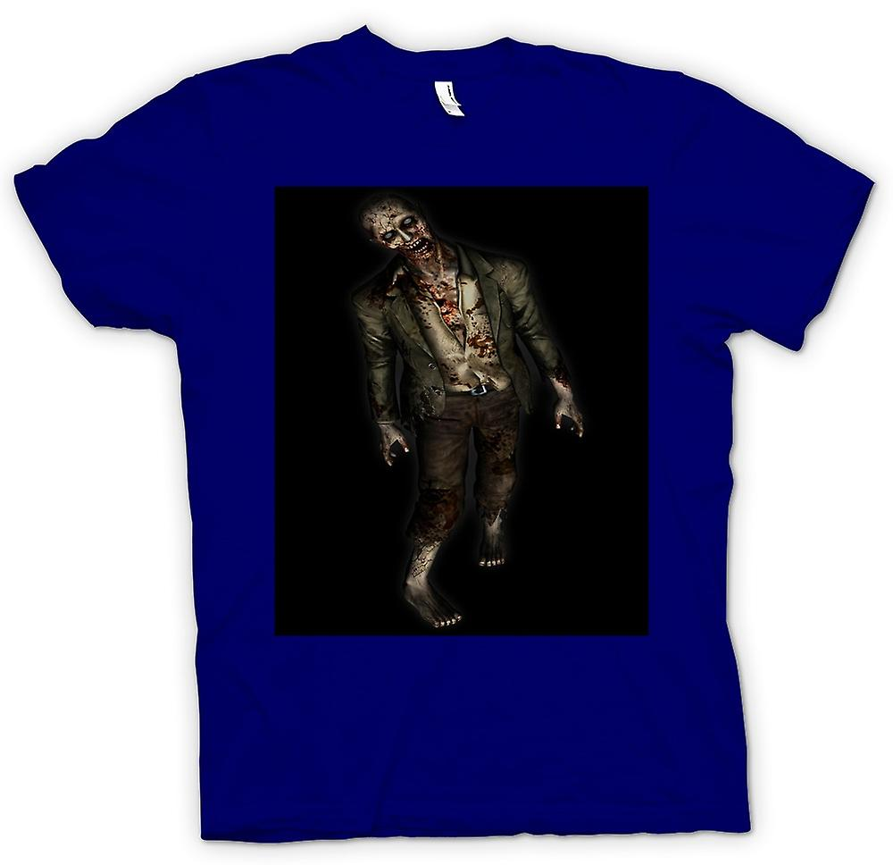 Heren T-shirt - Zombie Undead Walking - Horror