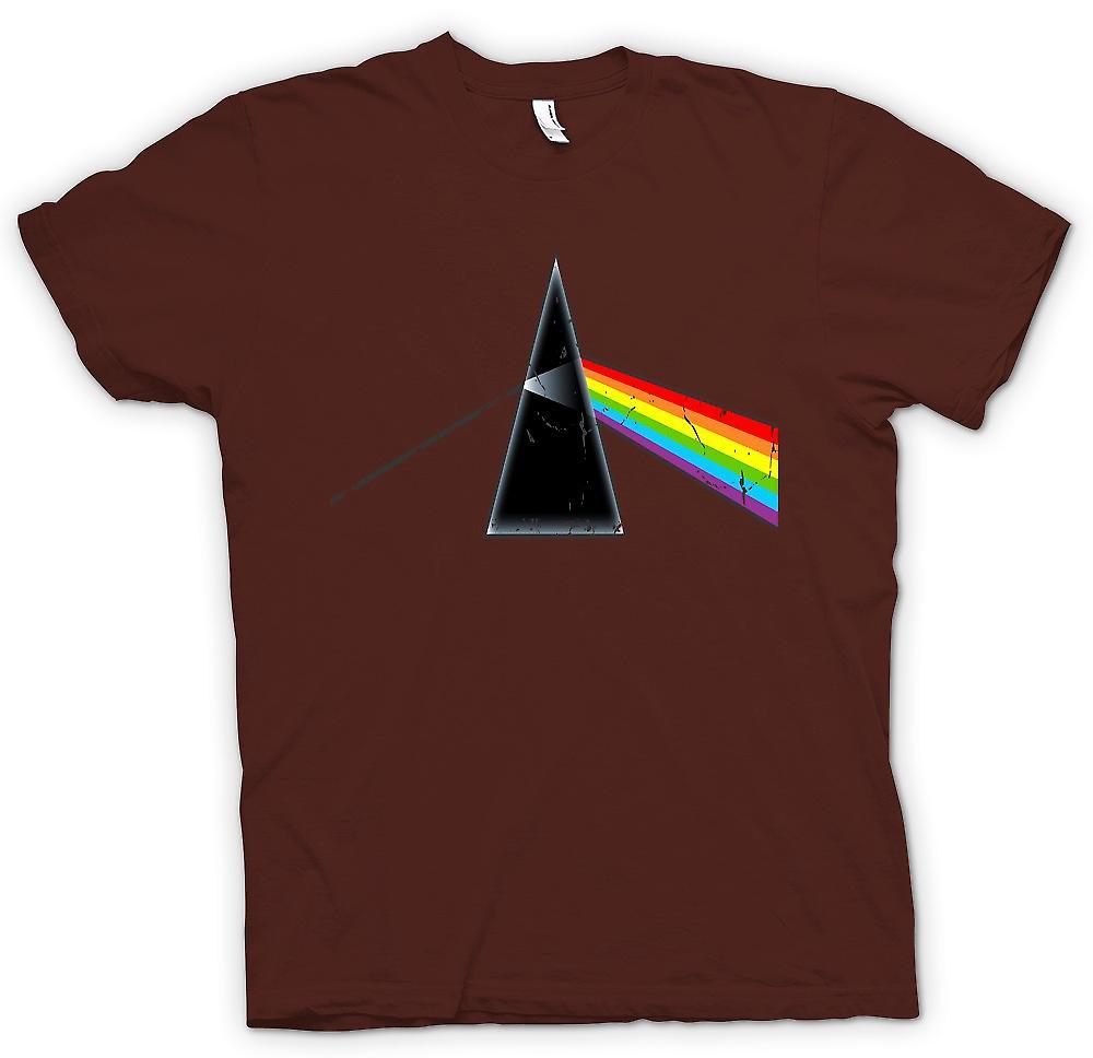 Mens T-shirt - Pink Floyd - Dark Side Of Moon-Prisma