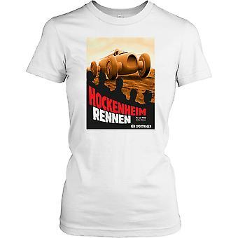 Hockenheim Rennen 1932 Ladies T Shirt
