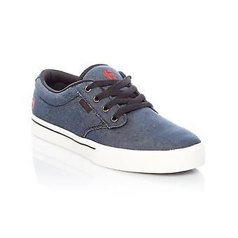 Etnies Grey-Light Grey-Red Jameson 2 Eco Shoe