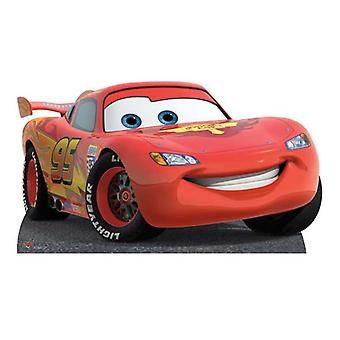 Zygzak McQueen (Disney) - Lifesize karton wyłącznik / Standee