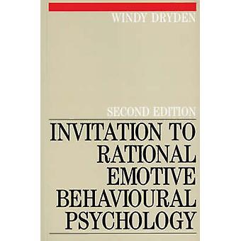 Invitation to Rational Emotive Behavioural Psychology (2nd Revised ed
