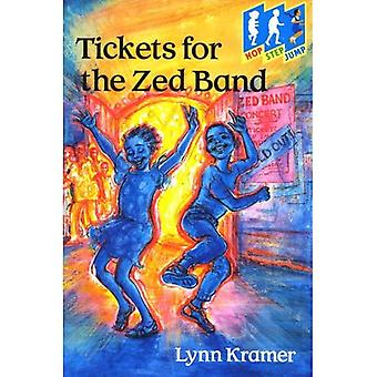 Tickets for Zed Band (Hop Step Jump)