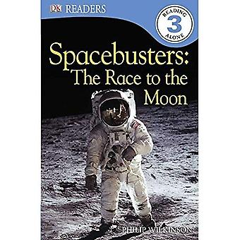 Spacebusters: The Race to the Moon (DK Reader - Level 3
