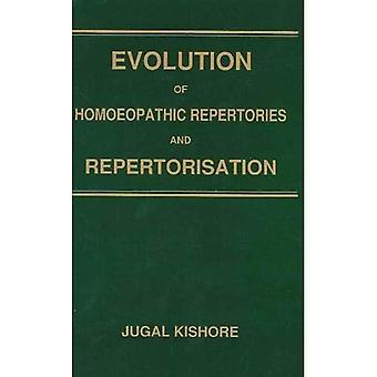 Evolution of Homoeopathic Repertories & Repertorisation