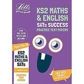 KS2 Maths and English SATs� Practice Test Papers: 2019� tests (Letts KS2 SATs Success) (Letts KS2 SATs Success)