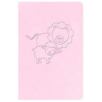 CSB Baby's New Testament with Psalms, Pink Imitation� Leather