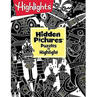 Puzzles to Highlight (Hidden Pictures)