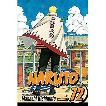Naruto volym 72