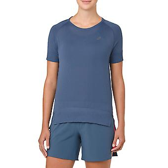 ASICS nahtlose kurze Ärmel Damen T-Shirt - 19