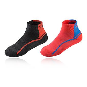 Mizuno Active Training Mitte Socken (2er Pack) - 19