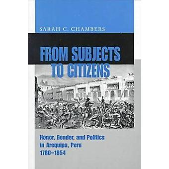 From Subjects to Citizens  Ppr. by Chambers & Sarah
