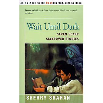 انتظر حتى الظلام قصص المنام مخيف سبعة من أحمد أبوزيد & شيري