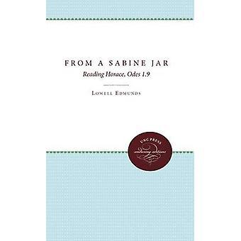 Från en Sabine Jar läsa Horace Oden 1,9 av Edmunds & Lowell