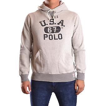 Ralph Lauren Grey Cotton Sweatshirt
