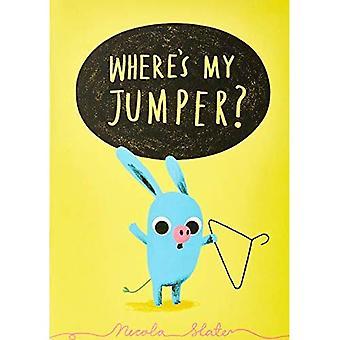 Where's My Jumper? [Board book]