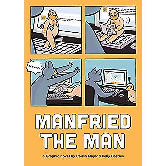 Manfried The Man by Caitlin Major - 9781683690153 Book