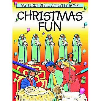 Christmas Fun - Bible Activity Book by Lena Lane - Roma Bishop - Anna