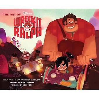Art of Wreck-it Ralph by John Lasseter - 9781452111018 Book