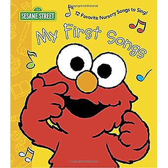 My First Songs by Tom Brannon - 9781524717704 Book
