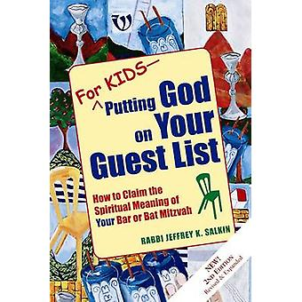 For Kids - Putting God on Your Guest List - How to Claim the Spiritual